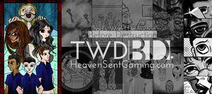 Thad's World Destruction- Before Destruction ad from Inkoutbreak