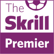 The Skrill Premier logo