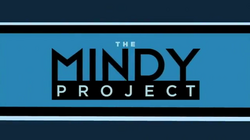 The Mindy Project intertitle