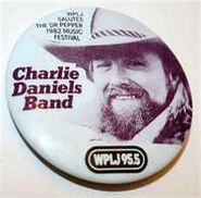 WPLJ-FM's 95.5's The Dr. Pepper 1982 Music Festival, The Charlie Daniels Band Promo For 1982