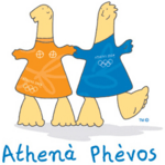 Athena Phevos Athens 2004 Olympics