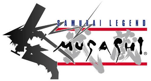 Musashi Samurai Legend logo