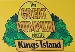 The Great Pumpkin Coaster logo