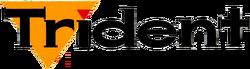 Trident logo 70s