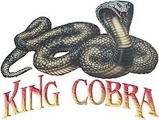King Cobra (Kings Island) Logo
