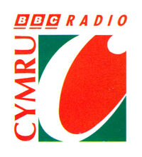 Bbc radio cymru logo 1990s