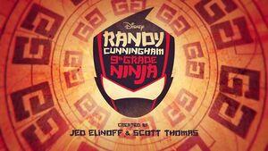 Randy Cunnigham title card