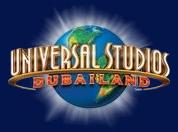 Uuniversal Studios Dubai logo