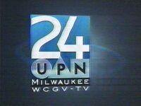 Wcgv upn 24 logo