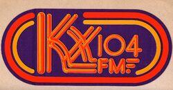 WWKX KX104 FM