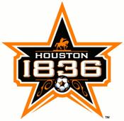 Houston 1836 logo