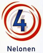 Nelonen logo 1997