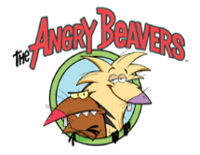 Angry Beavers logo