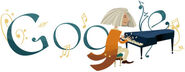 Google Franz List's 200th Birthday