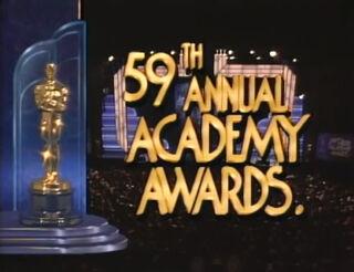 Oscars59th