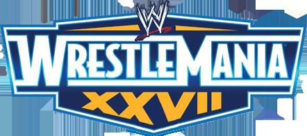 Image result for wrestlemania 27 logo