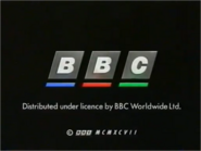 BBC VIDEO CLOSING IDENT (Mid 1997)