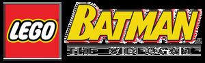 Lego batman video game logo