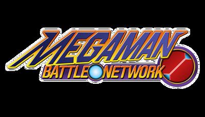 Megaman battle network1 logo