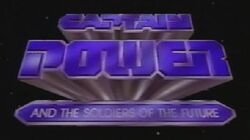 Captain Power logo