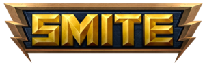 Logo for the Video game Smite