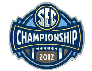 2012 SEC Football Championship Game Logo