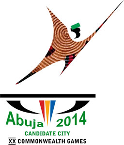 Abuja 2014 Commonwealth Games candidate city bid logo