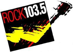 WRCX Rock 103.5