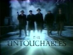 The Untouchables 1993 title