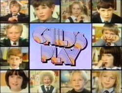Child's Play UK 1986