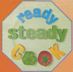 Ready steady logo