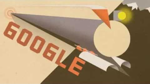 100th Anniversary of the Trans-Siberian Railway Google Doodle
