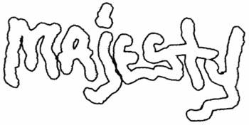 Pre-Nausea Majesty logo