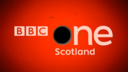 BBC One Scotland Leafblower sting