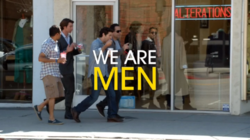 We Are Men-Title