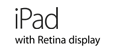 IPad with Retina Display Logo 2014