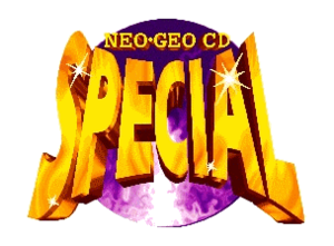 Neo-Geo CD Special Logo