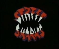 Street Sharks Title Card