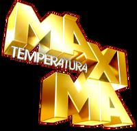 Temperatura Máxima 2008 3D