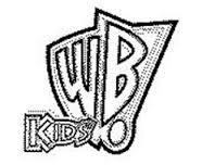 Kids WB Print Logo