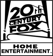 20TH CENTURY FOX HOME ENTERTAINMENT 1995 PRINT LOGO