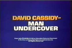 Davidcassidymanundercover