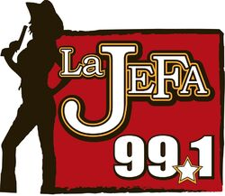 KFZO La Jefa 99.1
