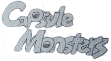 Capsule Monsters Logo
