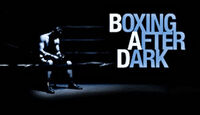 Boxing After Dark logo