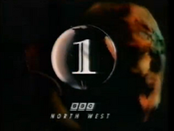 BBC 1 1996 North West