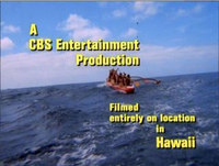 CBS Entertainment Productions Hawaii Five-O