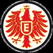 Eintracht Frankfurt logo (1965-1970)