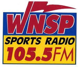 WNSP Sports Radio 105.5 FM