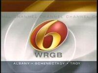 WRGB-TV 6 Logo